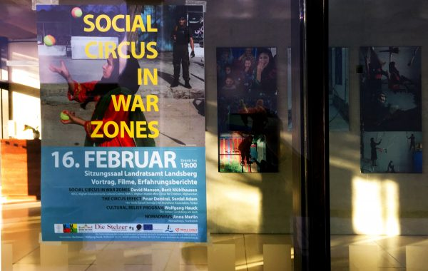 SOCIAL CIRCUS & CIRCUS EFFECT