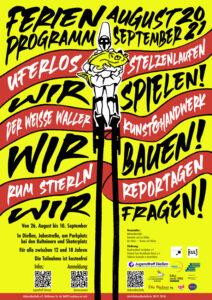 Poster Diessen Ferienprogramm 2021