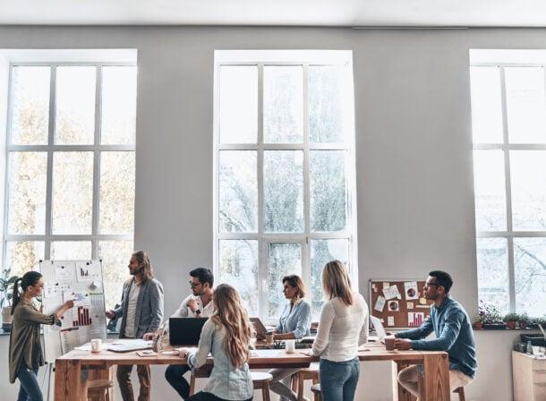Tisch der Generationen